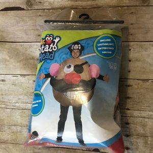 NWT adult Mr Potato Head inflatable costume